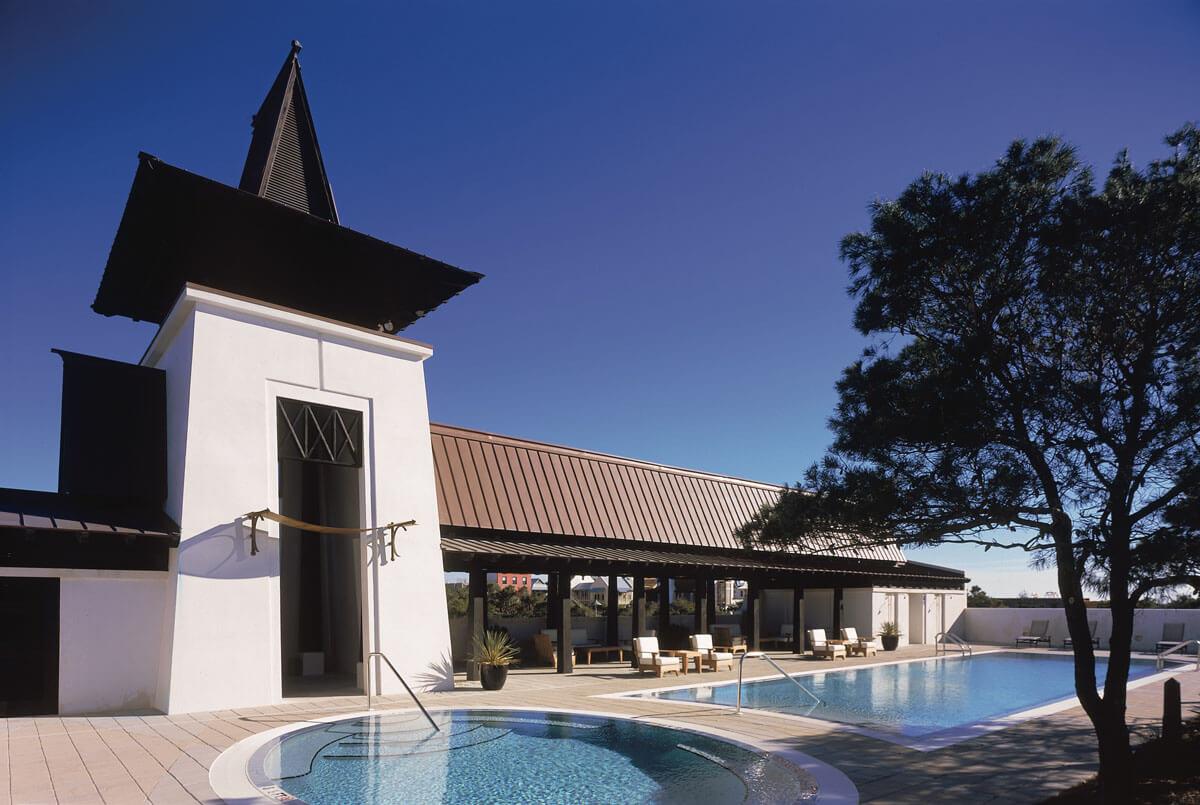 The Barbados Pool I Rosemary Beach